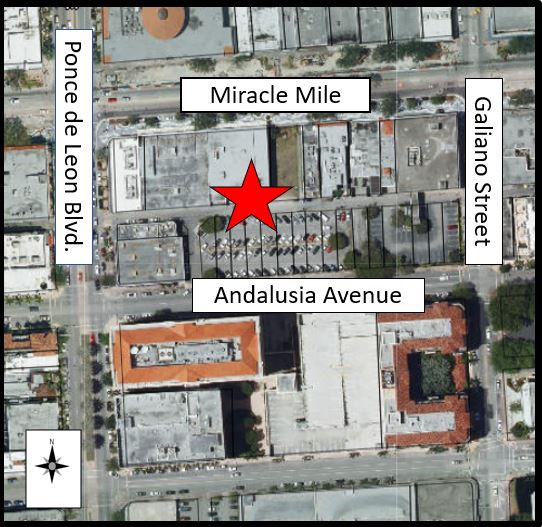 Coral Gables CBD - Potential Mixed-Use Development Site
