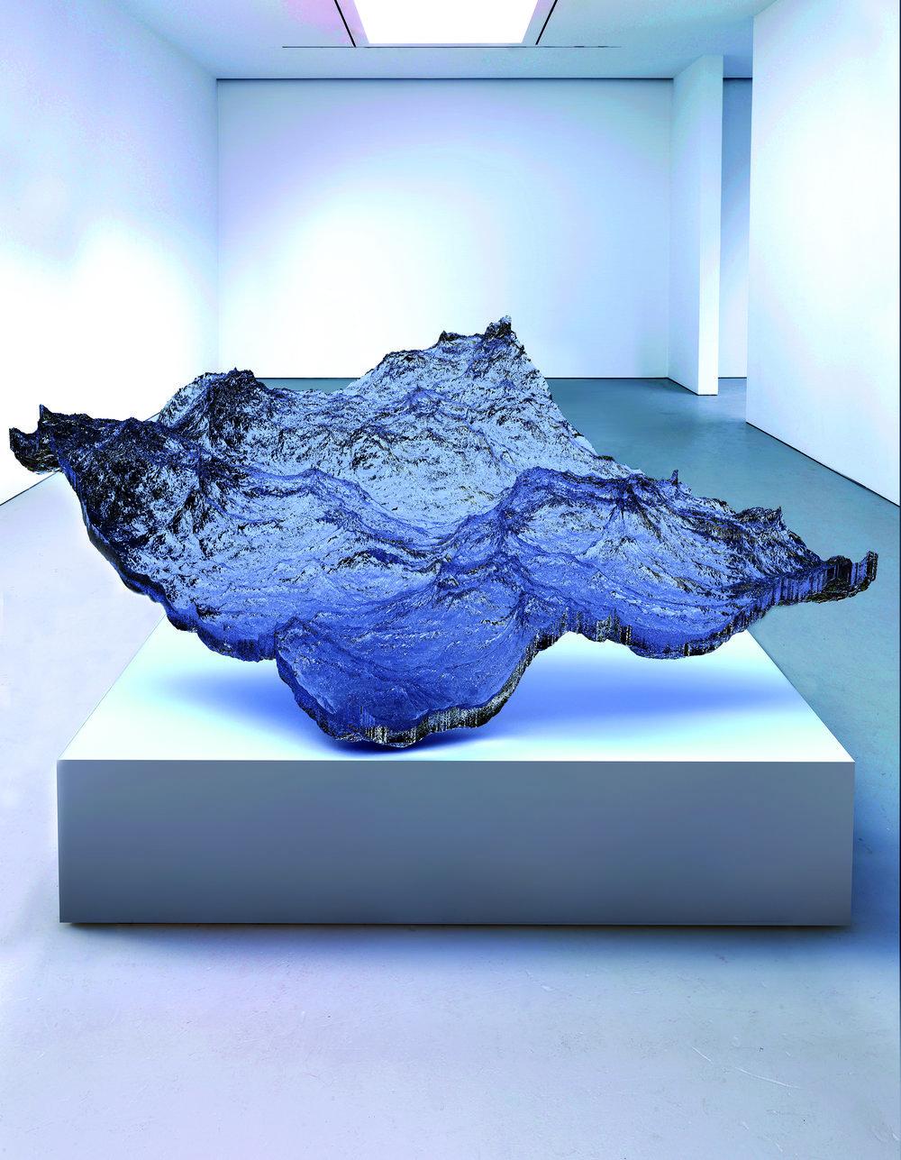 Piece of Ocean - Stratasys Objet1000