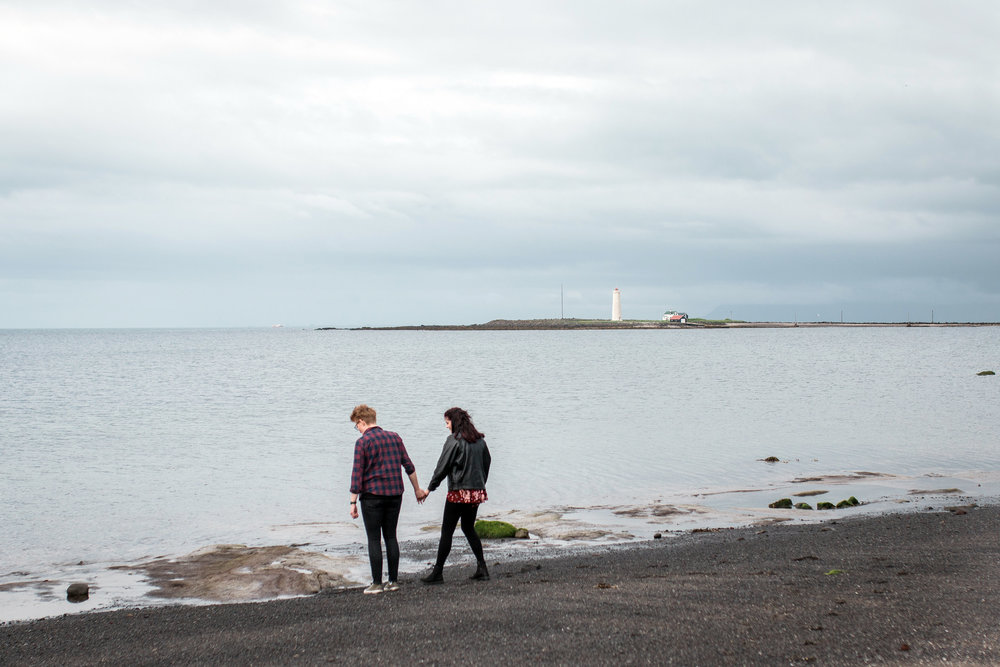 Icelandic couple photographer