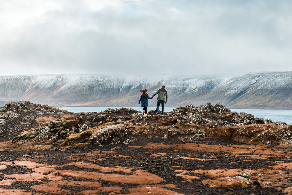 Engagement Photographer Iceland Reykjavik Bettina Vass