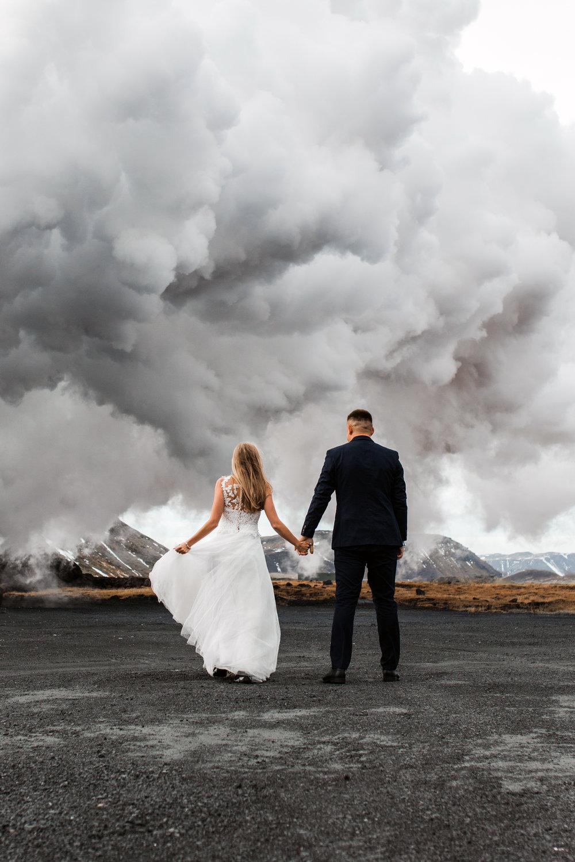 Iceland Wedding Elopement Photographer | Bettina Vass Photography