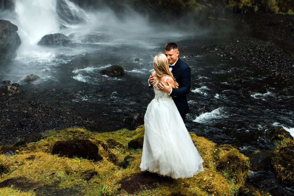 Iceland is typically known for its natural, dramatic landscapes,