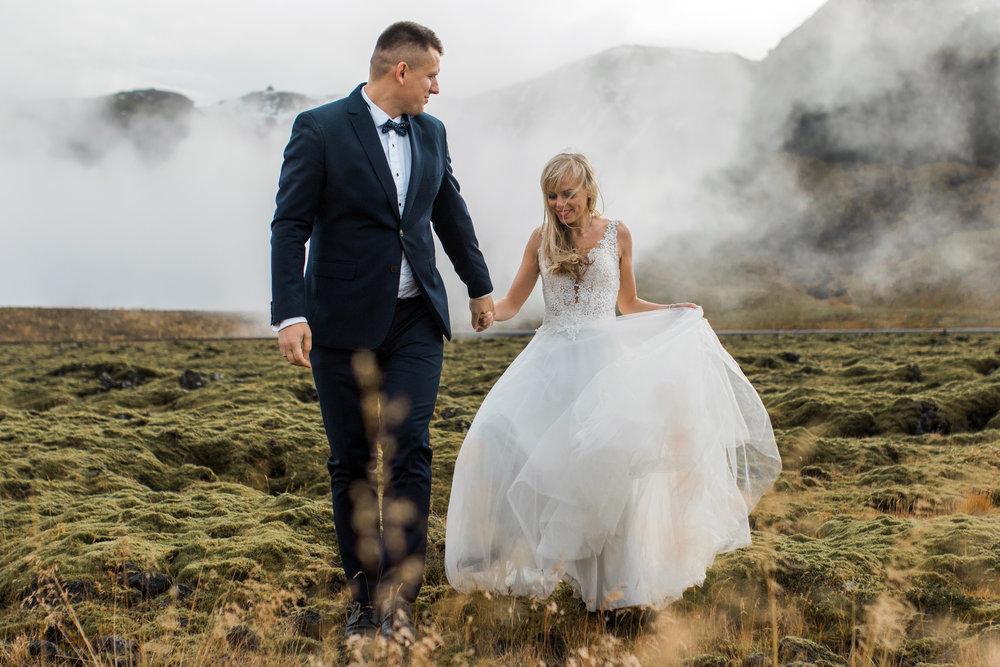 Iceland Elopement Wedding Photography | Bettina Vass Photography