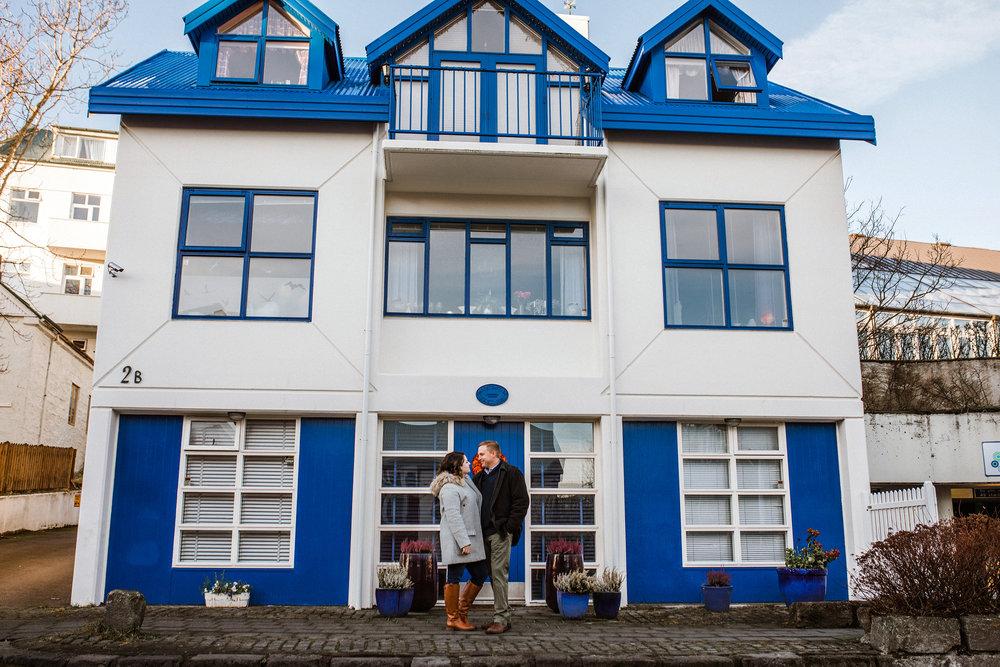 Honeymoon Photographer Iceland Reykjavik