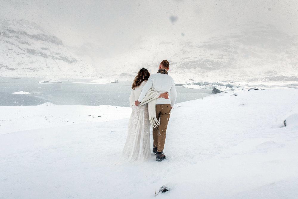 Scotland Wedding Photographer Winter Wedding