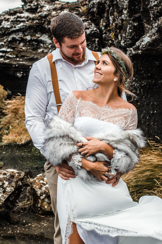 Iceland Elopement Portrait Photographer Best Price
