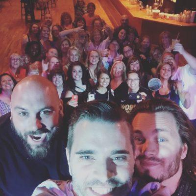 Tour 2016 VIP Crowd