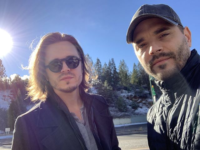 Traveling from San Francisco to LA today after a great night in San Fran. We spent a lot of time in LA - it's great to be back. Remembering some of our first ever gigs as ENATION on the Sunset Strip and meeting Moon here. Amazing to now be playing with one of our favorite bands tonight in LA with @OfficialBunnymen!! ⠀ ⠀ #ENATION