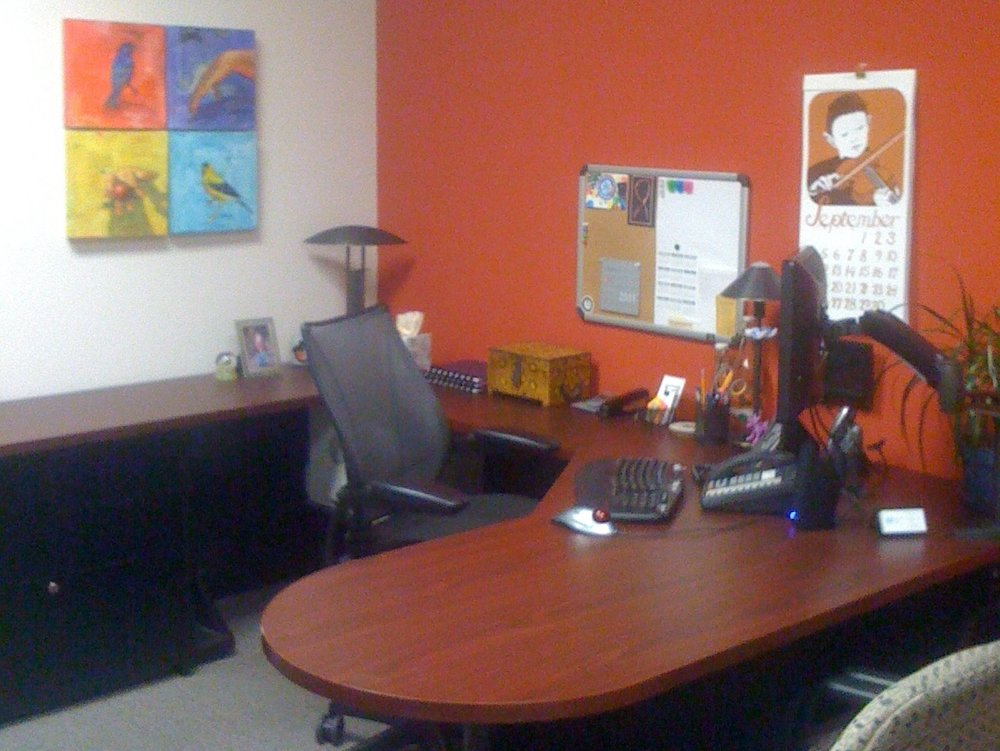 After... CEO's office. Now on to the other five office spaces!