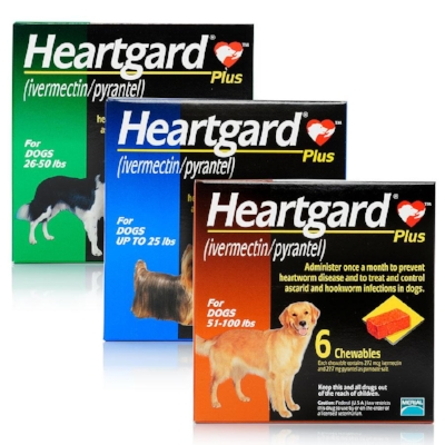 $12 Rebate - When you buy 12 doses of Heartgard.
