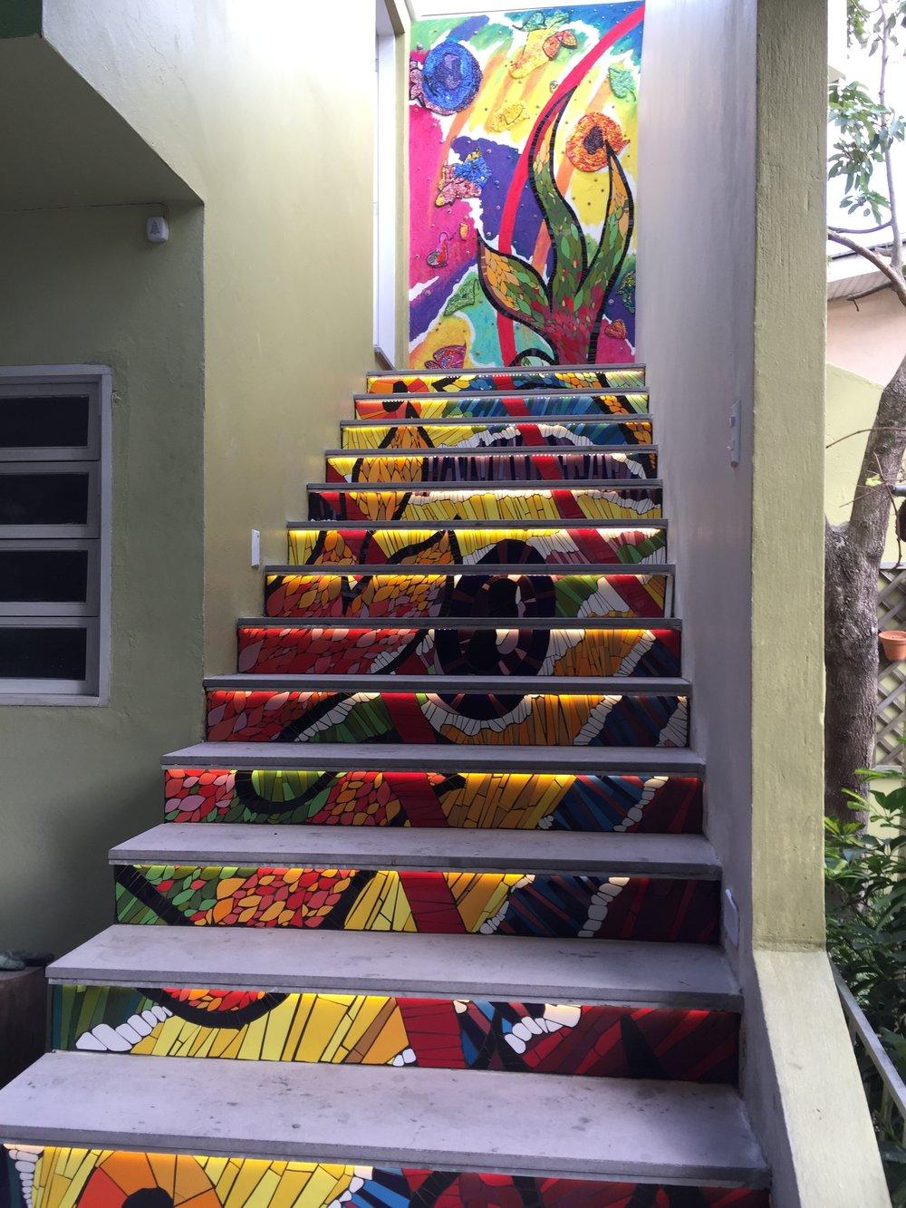 Mosaika Escola de Arte Mural (Brazil)