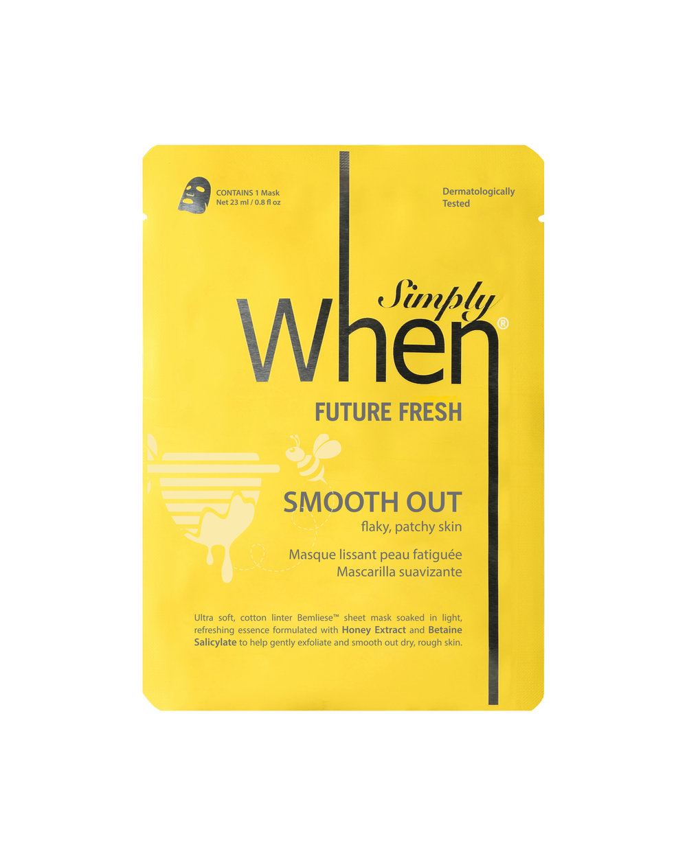 Future Fresh sheet mask