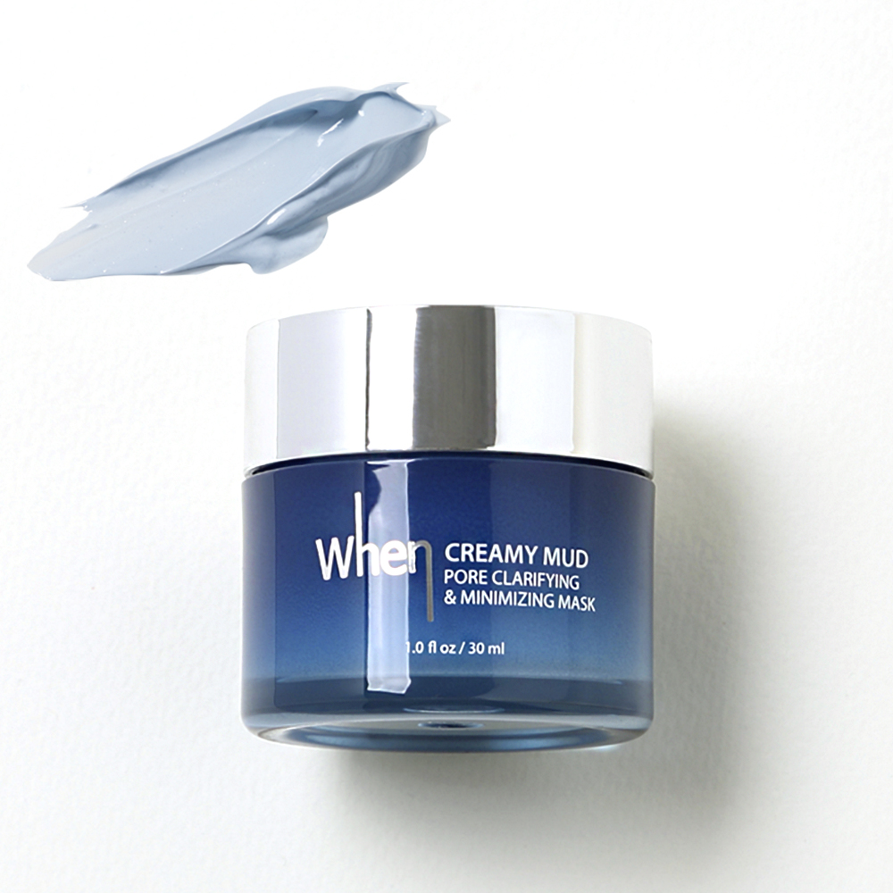 Creamy Mud   Pore Clarifying & Minimizing cream face mask