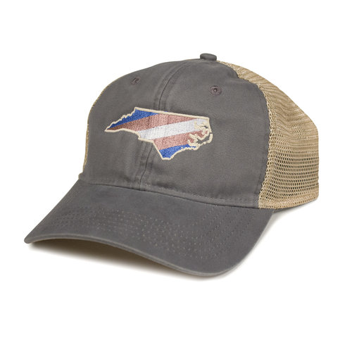 81b423c530b NC Trans Pride Hat — Equality North Carolina Shop