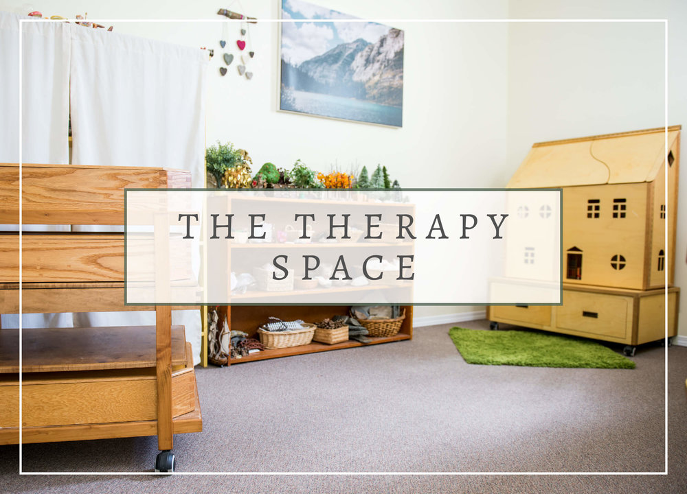 Lighthouse Expressive Therapy - The Therapy Space Button