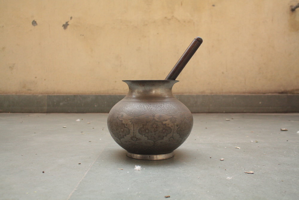 A ghara carried from Lahore to Amritsar