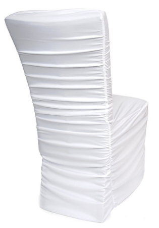 Spandex Chair Covers (various colors)
