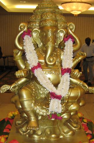 Ganesha Statue -