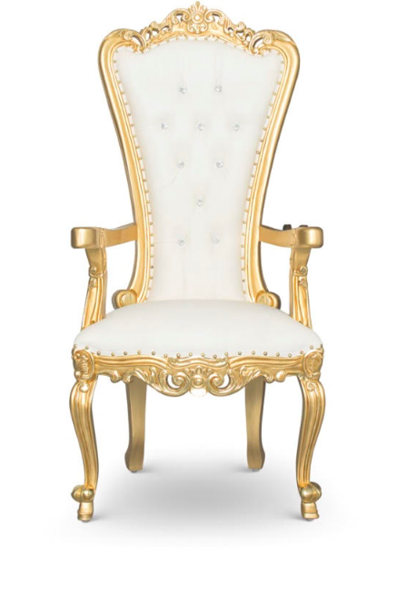Throne Chairs // Set Of 2