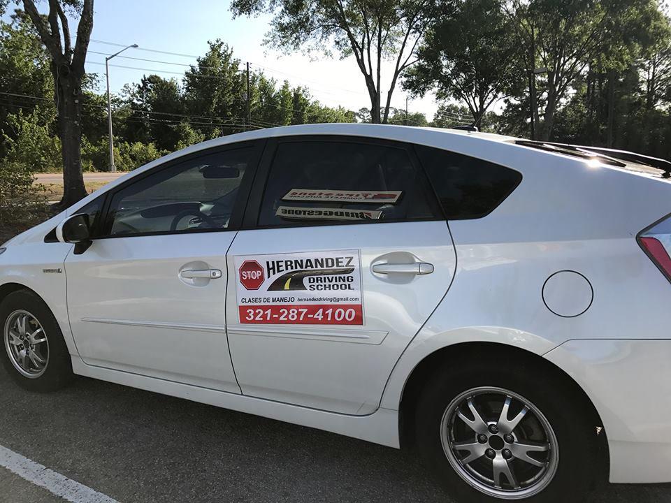 About US! - At Hernandez Driving School, LLC. We offer driving lessons for students of all ages. Our instructors specialize in working with Seniors, Teens, & Nervous drivers. Our Road lessons cover everything you need to know— We empower our students to pass the driving test and become SAFE defensive drivers. Offering affordable lesson packages & expert training to the Greater Central Florida Area.Ensuring you pass your Road Test is our #1 Goal.Let's Get Started.            Book Today!➝
