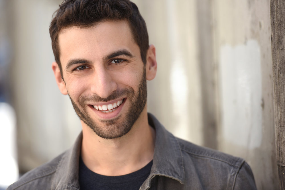 Martine Baruch (Harry) is a Brooklyn based actor, voice over artist and comedian. He is grateful for the opportunity to help bring this new work to life.