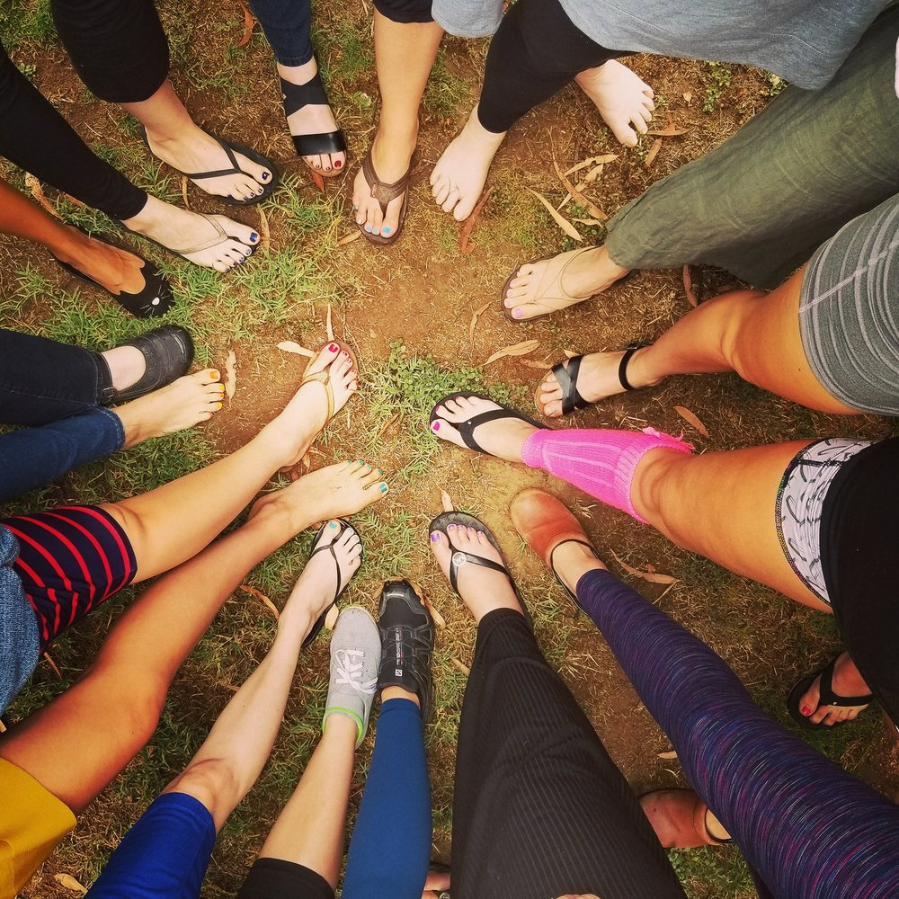 healing and support after rape at sunlight retreats