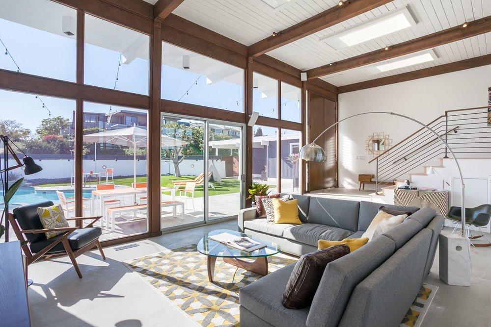 MidCentury Modern Galaxy Home