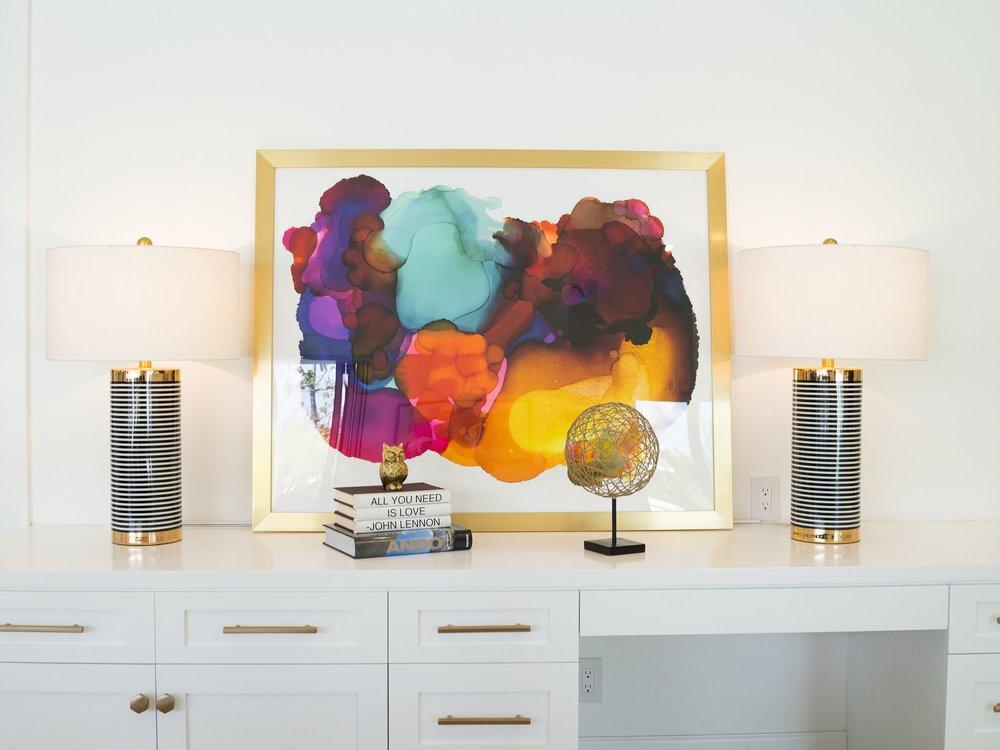 Anthology Interiors Modern Living Room