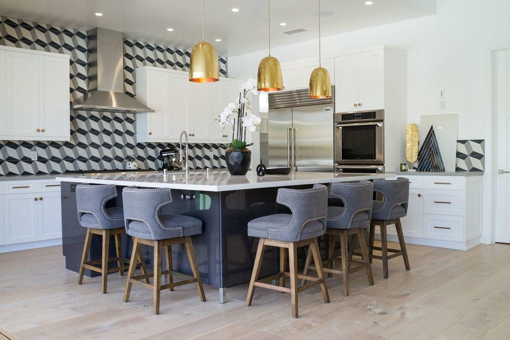 Anthology Interiors Modern Farmhouse Kitchen