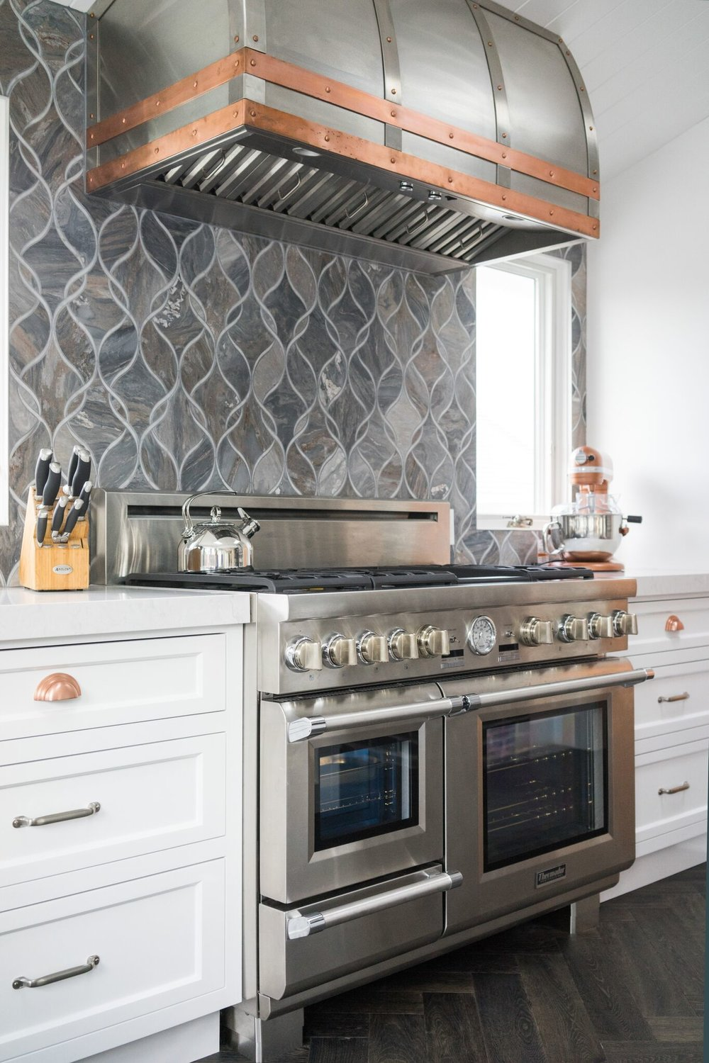 Anthology Interiors Traditional Kitchen