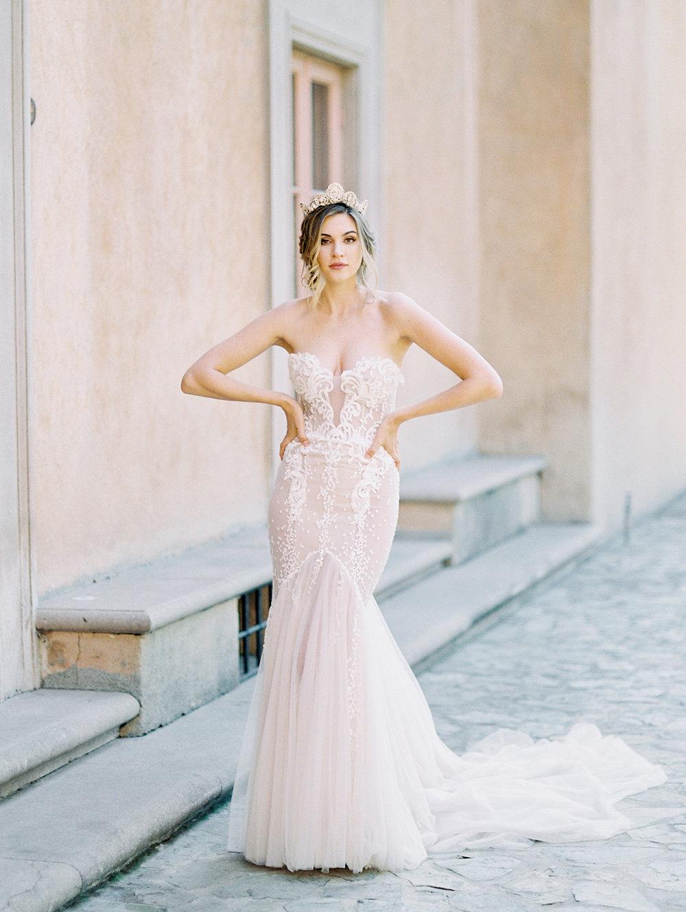 Wedding Sparrow - Villa del Sol D'Oro Wedding Editorial