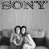 Claudia Brant, Merche Songwriting session Sony Spain-Madrid (July)