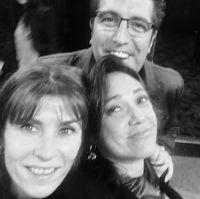 Gaby Gonzalez, Cheche Alara, Claudia Brant Film and TV Ascap Awards LA (May)