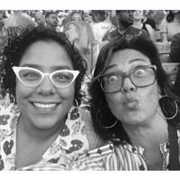 La Marisoul, Claudia Brant- Hollywood Bowl (June)