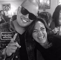 Maffio, Claudia Brant Ascap Pop Awards-Los Angeles (May)