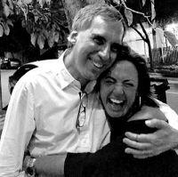 Arnaldo Antunes, Claudia Brant-Sao Paulo