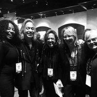Amy Keys, Claudia, Cheryl Pawelski, Lindsay Tomasic Grammys on the Hill