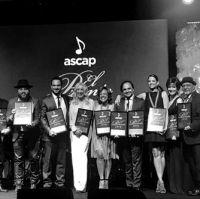 Ascap Latina Awards winners-Miami