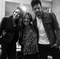 Camila Gallardo, Claudia Brant, Pablo Lopez-Madrid