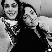 Claudia and TINI-Burbank