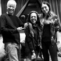 Fausto Donato, Claudia, Valentina Parisse-Woodland Hills