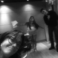 Claudia Brant, Fifth Harmony-Santa Monica Studio 2015