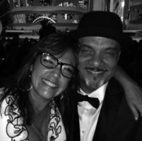 Claudia Brant, Omar Alfanno-Billboard Latin Music Awards, Miami