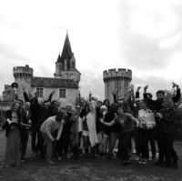 ASCAP Songcamp, Chateau de Marouatte, Angouleme, France
