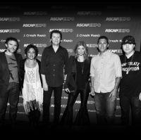 Claudia Brant, Trevor Ravin, Fergie, Mike Elizondo, Kevin Rudolph-ASCAP Expo panel Los Angeles