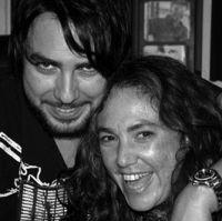 Claudia Brant, Beto Cuevas-Los Angeles