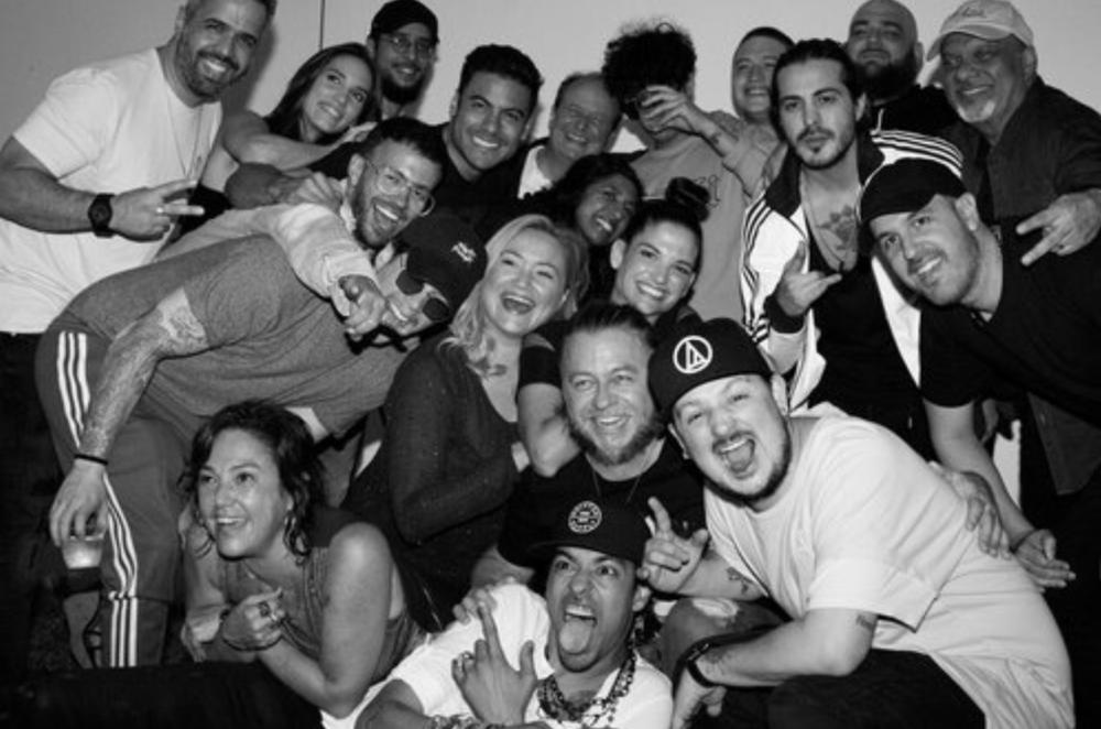 Spotify Secret Genius Songcamp- Miami Feb 18