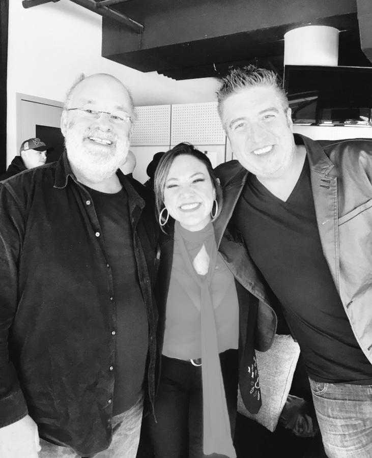 Jacques Morelembaum, Claudia Brant, Cheche Alara, Sundance ASCAP Music Café, Park City, Utah - Jan 2019