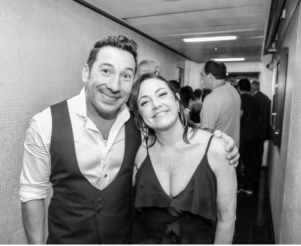 Ariel Ardit y Claudia Brant, Teatro Colón, Buenos Aires - Feb 2019