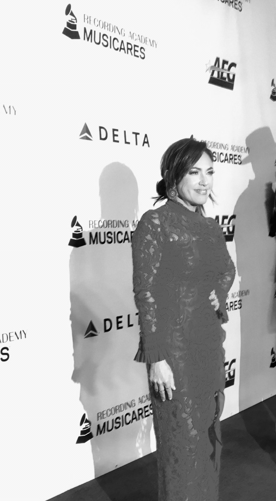 Claudia Brant Musicares haciendo honor a Dolly Parton, Los Angeles - Feb 2019